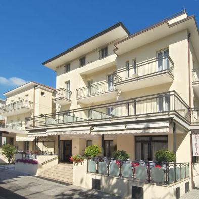 Hotel a Marebello di Rimini - Villa Lieta